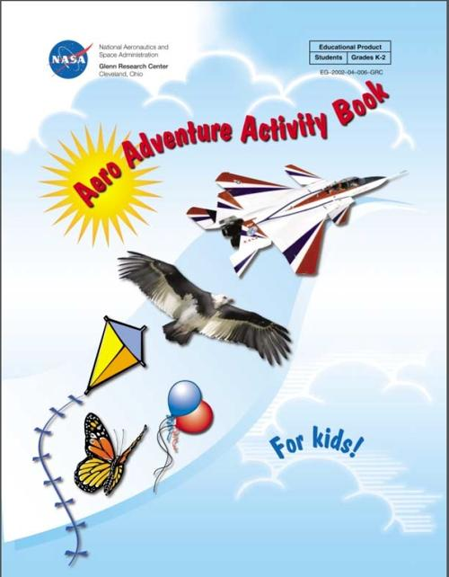 Aero Adventure Activity book