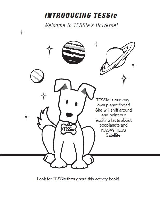 ExoPlanet Coloring Book